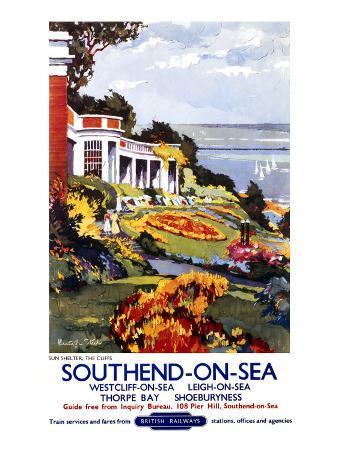 Southend-On-Sea, British Rail, c.1960
