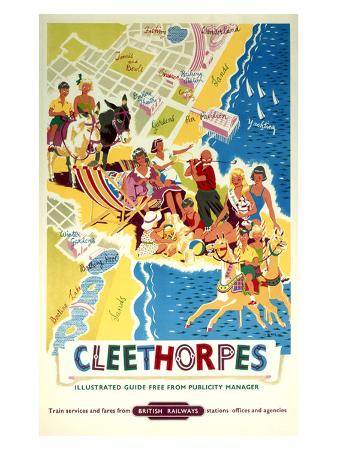 Cleethorpes, British Rail, c.1960