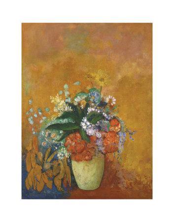 Vase of Flowers, c.1905
