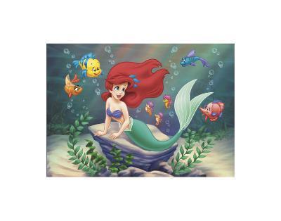 Ariel's Ocean Floor Fun