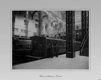 Penn Station Train