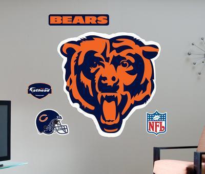 Chicago Bears- Fathead
