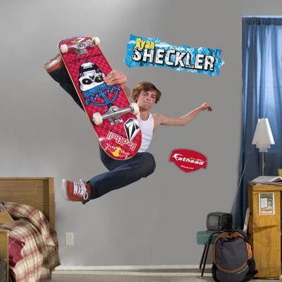 Ryan Sheckler- Fathead