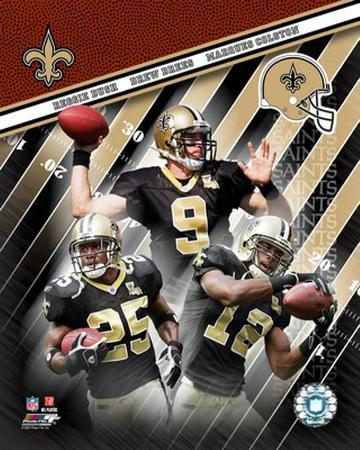 "New Orleans Saints ""Big 3"""