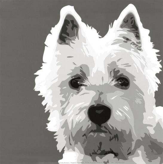 West Highland Terrier Prints By Emily Burrowes At