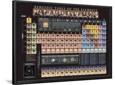 Periodic Table Chart - ©Spaceshots