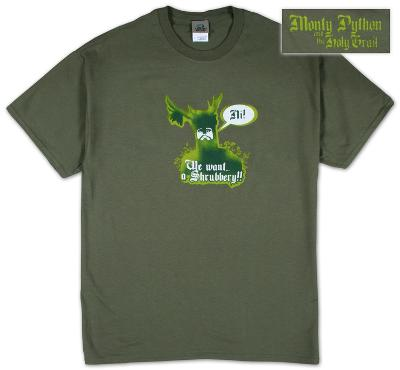 Monty Python - Knights of Ni