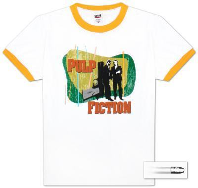 Pulp Fiction - Gun Up Retro