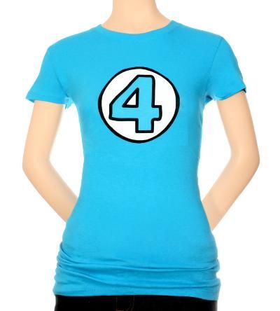 Juniors: Fantastic 4 - 4 Logo