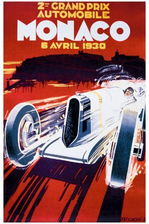 Grand Prix de Monaco, 1930