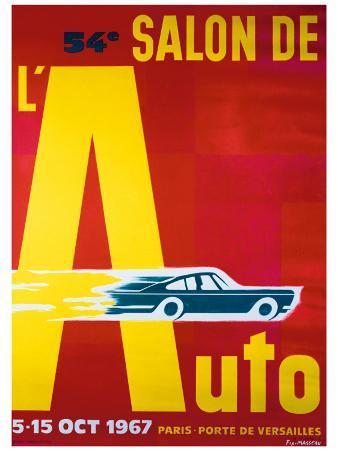 54e Salon de l'Automobile