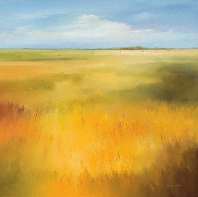 Yellow Fields I