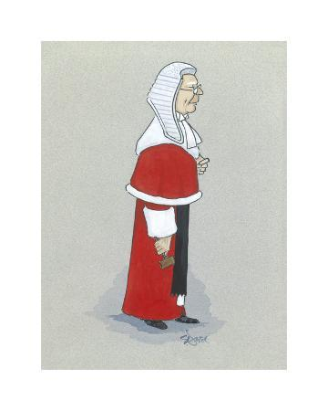 The High Court Judge