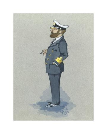 The Naval Captain