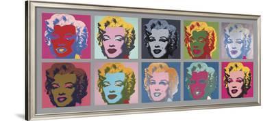 10 Marilyns, 1967