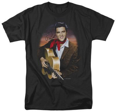 Elvis - Red Scarf II