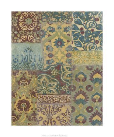 Porcelain Mosaic I