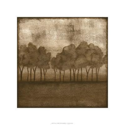 Trees at Dusk II