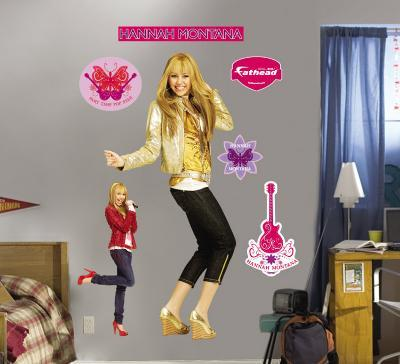 Hannah Montana- Fathead