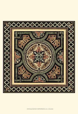 Textile Motif I
