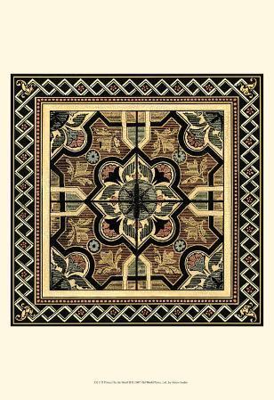 Textile Motif II