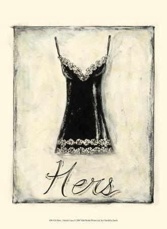 Hers: French Lace