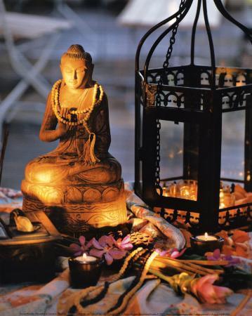 Bouddha en Lumiere