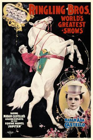 Ringling Brothers- World's Greatest Shows