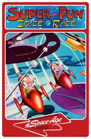 Space Age- Super Fun Space Race