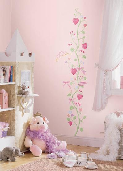 Fairy Princess Growth Chart Wall Decal At Allposters