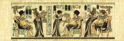 Egyptian Papyrus, Design I