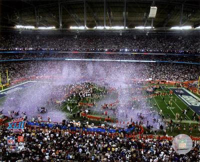 University of Phoenix Stadium- Super Bowl XLII