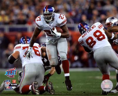 Brandon Jacobs - Super Bowl XLII