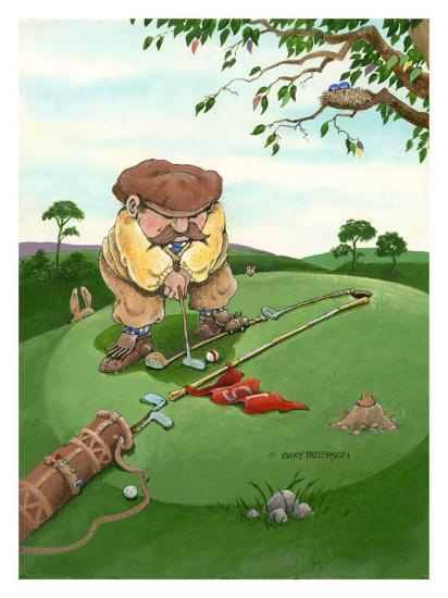 Lining Up Giclee Print By Gary Patterson At Allposters Com