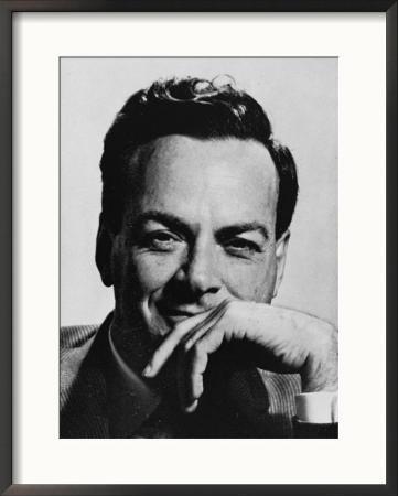 Richard Feynman American Physicist and Nobel Prize Winner
