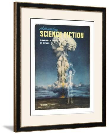 An Article in This Popular Magazine Questions Whether Nuclear Power is a Threat or Holds Promise?