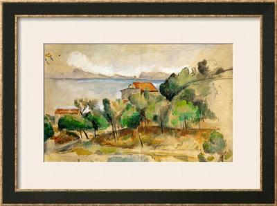 The Bay of L'Estaque, 1878-1882