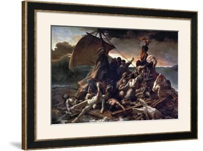 The Raft of the Medusa, 1819