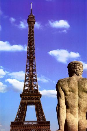 Paris n Blue