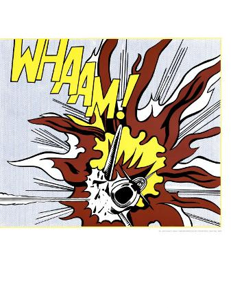 Whaam! (panel 2 of 2)