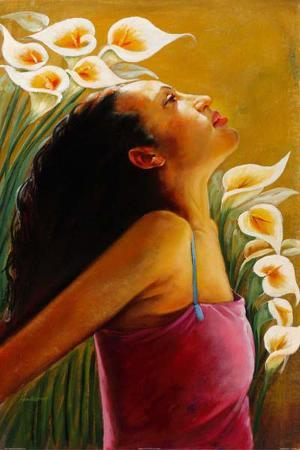 Dreaming Lilies