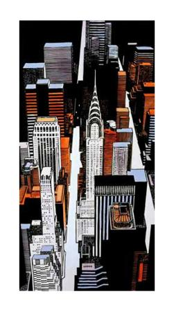 Chrysler Building Sky View