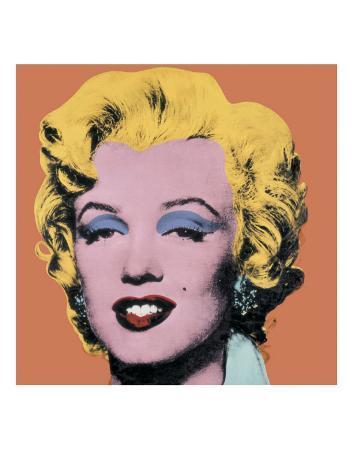 Shot Orange Marilyn, c.1964