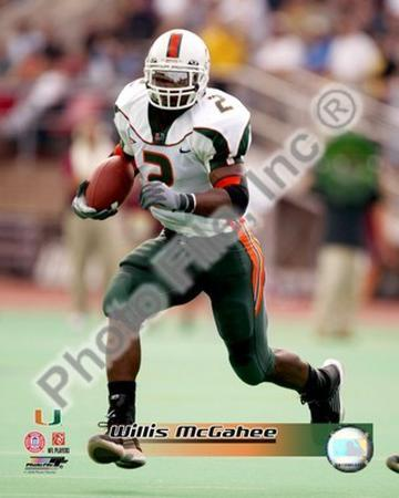 Willis McGahee