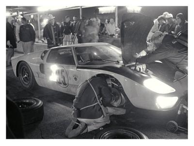 1966 Daytona 24 Hour Race