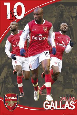 Arsenal- Gallas