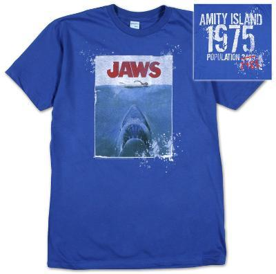 Jaws - Amity Island 1975