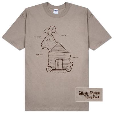 Monty Python - Rabbit Plans