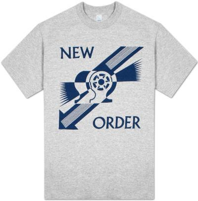 New Order - Everything's Gone Green