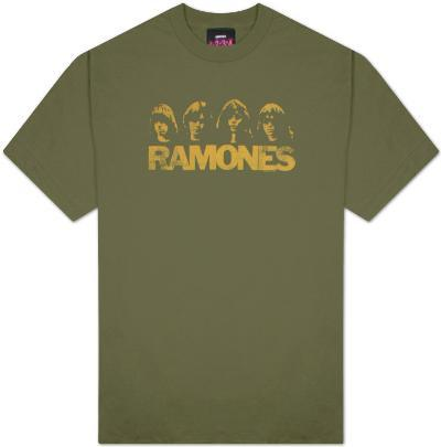 The Ramones - Four Heads Distressed